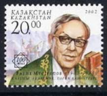 KAZAKHSTAN 2002 Musrepov Centenary MNH / ** - Kazakhstan