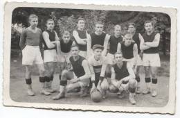 Football, Fussball, Futbol- Real Photo, Croatia (2) - Otros