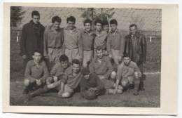 Football, Fussball, Futbol- Real Photo, Croatia (4) - Autres