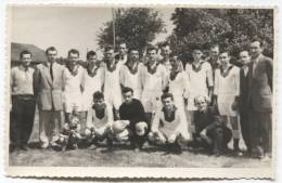 Football, Fussball, Futbol- Real Photo, Croatia (9), 1956. - Deportes