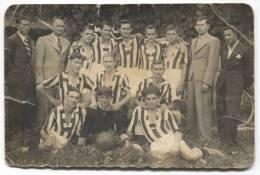 Football, Fussball, Futbol- Real Photo, Croatia (12) - Deportes