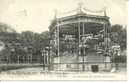 Calais - Jardin Richelieu - Kiosque - Calais