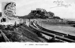 JERSEY   Mont Orguiel Castle - Jersey