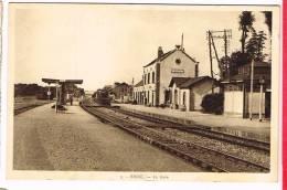 BROU ( Eure Et Loire )  La Gare - France