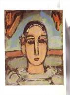 Georges Rouault Pierrot N° 6031 - Paintings