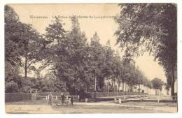 E479 -  WAREMME  -  La Drêve Du Château De Longchamps  *Edit. Fern. Jeanne* - Waremme