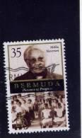 Bermuda, 2006, USED # 933,  PIONEERS  OF PROGRESS TEACHERS: MILLIE NEVERSEN - Bermudes