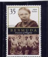 Bermuda, 2006, USED # 937,  PIONEERS  OF PROGRESS TEACHERS: MAY FRANCIS - Bermudes