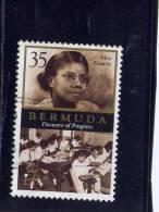 Bermuda, 2006, USED # 935,  PIONEERS  OF PROGRESS TEACHERS: ADELE TUCKER - Bermudes