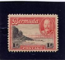 Bermuda, 1936-40, # 106,   SOUTH SHORE - Bermudes
