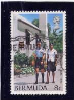 Bermuda, 1979,  USED  # 385,  BERMUDA  POLICE - Bermudes