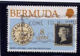 Bermuda, 1980,  USED  # 389,  BERMUDA  # X1 - Bermudes
