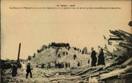 N°490 M LENS  LES RUINES DE L EGLISE - Lens