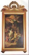 Martirio Di San Cassiano  Quadro Di Pietro Tedeschi , Santino    Fotografico Con Preghiera - Religione & Esoterismo