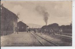 SYRIE - DAMAS - La Gare Midan - Train - Syrie