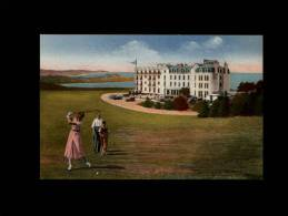 35 - SAINT-BRIAC - Hôtel Des Panoramas Et Du Golf - Golf - Saint-Briac