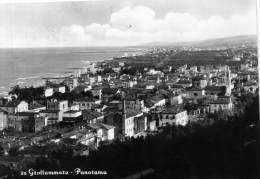 """Bellissima Cartolina  Anni 50   """" Grottammare - Panorama """" - Ascoli Piceno"""