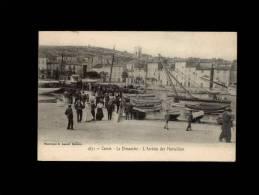 13 - CASSIS - Le Dimanche - L'Arrivée Des Marseillais - 1671 - Cassis