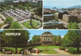 Norvège - BERGEN - Norvège