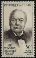 PA N° 27 Du Tchad - X X - ( E 14 ) - Sir Winston Churchill