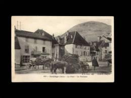 39 - CONLIEGE - La Place - La Fontaine - 473 - France