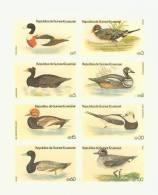 EQUATORIAL GUINEA 1978 BIRDS PERF BLOCK MNH** - Non Classificati