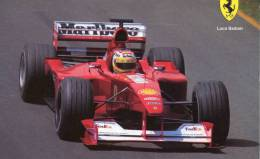FERRARI...AUTO. ..CAR....VOITURE....CORSE..  FORMULA UNO - Grand Prix / F1