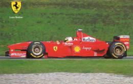 FERRARI....AUTO...CAR....VOITURE....CORSE..  FORMULA UNO - Grand Prix / F1