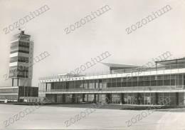 AERODROM BEOGRAD SURCIN Airport Belgrade, Serbia Srbija, Old Photo Postcard - Aerodrome