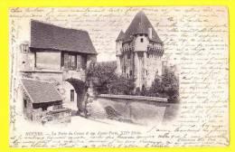 * Nevers (Dép 58 - Nièvre - La France) * (Collections ND Phot) La Porte Du Croux & Son Avant Porte, CPA, Old - Nevers