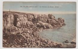 LE CROISIC - LES ROCHERS DU DIABLE - Le Croisic