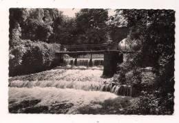Cp , MAUZE Sur Le MIGNON , Le Barrage Des 4 Pelles , Ed : Photo-Morillon , Vierge - Mauze Sur Le Mignon