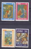 Ierland 1996 Christmas  975/978   *** - 1949-... République D'Irlande