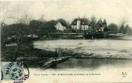 87 EYMOUTIERS ++ Le Château De La Sauterie ++ - Eymoutiers