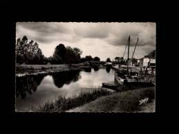 44 - BLAIN - Le Port Et Le Canal - 11 - Beaudouin Blain - Péniche - Batellerie - Blain