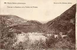 70   Vue Sur Le RADDON  Et Vallée De FRESSE - Francia