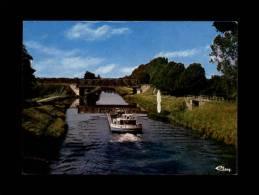 44 - BLAIN - Canal De Nantes à Brest - Bretagne - Péniche - Batellerie - Blain