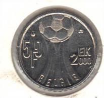 COINS BELGIUM MORIN CAT N° 992  2000  (APV9) - 1993-...: Albert II