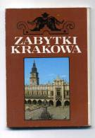 Dépliant Photos De Zabytki Krakowa - Polonia