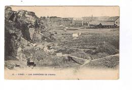 CINEY  -  1907  -  Les  Carrières  De  CRAHIA - Other