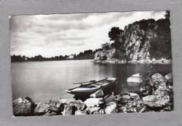 30870      Francia,    Lac  Ou  Gour  De  Tazernat,  Ancien  Cratere,  Un Coin Du  Lac:  Roche Serviere, VG - France