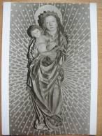 Madonna  Im Strahlenkranz  / Gustrow /14 Jh. - Vergine Maria E Madonne