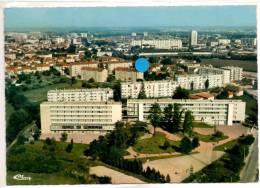 Chalon Sur Saône, Le Quartier Bellevue, Vue Aérienne - Chalon Sur Saone