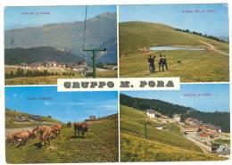 Y239 Gruppo Monte Pora (Bergamo) - Malga Di Pora - Piano Della Palù - Colle Vareno / Viaggiata 1976 - Altre Città