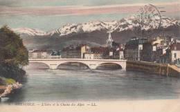GRENOBLE Series 5  ORIGINALE D´EPOCA 100% - Grenoble