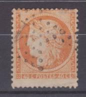 Lot N°18252   Variété/n°38, Oblit étoile Chiffrée 1 De PARIS ( Pl De La Bourse ), Filet SUD, Piquage - 1870 Siege Of Paris