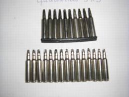 Lot  De FAMAS  à  BLANC - Decorative Weapons