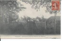 VERNEUIL - Panorama Pris De L'avenue Du Château - Verneuil Sur Seine