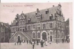 NIJMEGEN DE WAAG EN POLITIEBUREAU  1912 - Nijmegen
