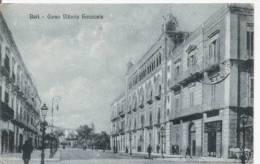 BARI  39452 CORSO VITTORIO EMMANUELE 1918 - Bari